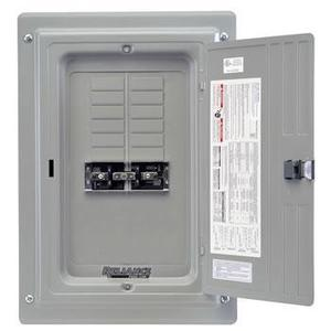 Reliance Controls TRC0606D 60A, 120/240V, Transfer Panel Kit