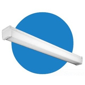 Hubbell-Columbia Lighting AD2-120-L120 Wrap, 2', 1-Lamp, T12, 120V, 20W