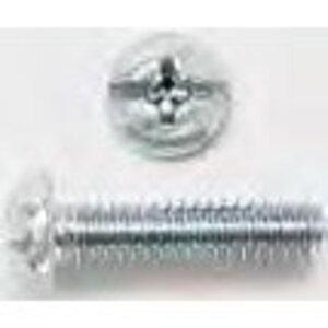 """Bizline R6212RHC Round Head Machine Screw, Slot/Phillips Combo, 6-32 x 2-1/2"""""""