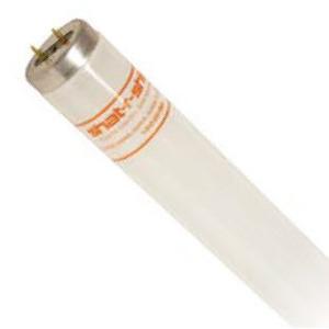 Shat-R-Shield 1011 Incandescent Bulb, Shatter-Resistant, T10, 40W, 130V