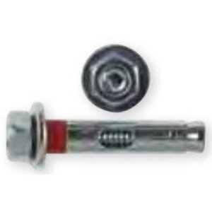 "Bizline R14214SA Hex Nut Sleeve Anchor, 1/4"" x 2-1/4"""