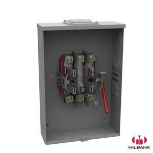 Milbank U9551-RXL-QG 200A 5T RL HD LVR
