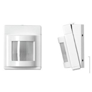 Sensor Switch WV-PDT-16 Occupancy Sensor, Multi-sensing, Wide View, Corner Mount, Dual Technology