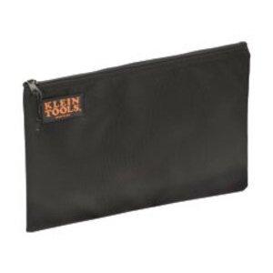 Klein 5236 Zipper Portfolio Bag, Black Nylon