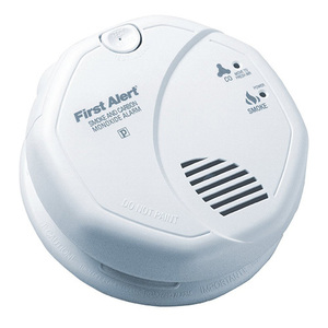 BRK-First Alert SC7010B Smoke & Carbon Monoxide Alarm, Hardwired, Battery Backup