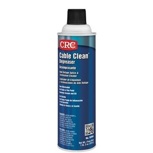CRC 02064 Cable Clean Degreaser