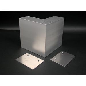 Wiremold ALA4817 Internal Elbow / ALA4800 Series, Aluminum