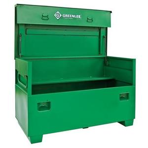 "Greenlee 3360 Flat Top Box -  HxWxD: 33"" x 60"" x 30"""