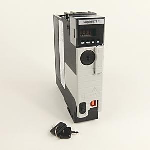 Allen-Bradley 1756-L72 Controller, 4MB, 0.98MB I/O Memory, USB Port, Chassis Mount
