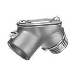 "Bridgeport Fittings 51-DC2 1/2"" EMT PULL-ELBOW"