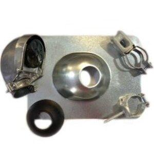 PPC Insulators MK852 Mast Guying Kit for 2-1/2 Inch Mast