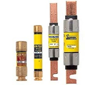 Eaton/Bussmann Series LPS-RK-50SP Fuse, 50 Amp, Class RK1, Dual Element, Time-Delay, 600V, LOW-PEAK