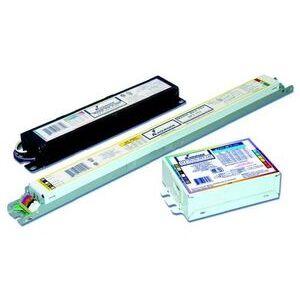 Philips Advance VZT4S32HL01M Electronic Dimming Ballast, Fluorescent, 4-Lamp, 32W, 277V