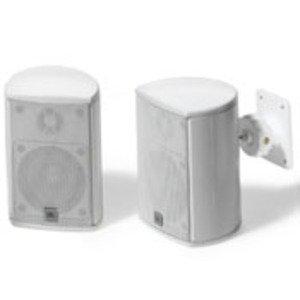 Leviton AESS5-WH Satellite Speaker for Home Cinema Speaker System