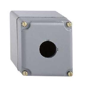 Square D 9001KY1 Enclosure, 30mm, 1-Hole, Aluminum, NEMA 1/3/4/13