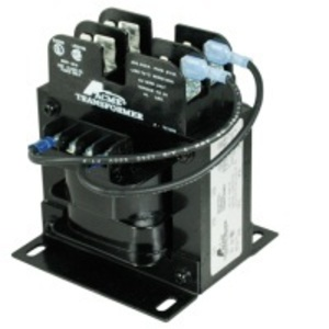 Acme TB81304 Transformer, 150VA, 208/277/380 Primary - 95/115 Secondary, 1PH