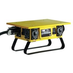 Hubbell-Wiring Kellems TPDS DISTRIB BOX, 50 AMP