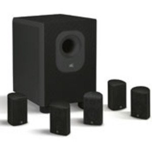 Leviton AEH50-BL Home Theater 5.1 Ch Blk