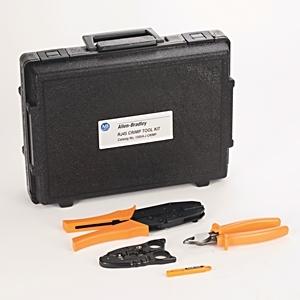 Allen-Bradley 1585A-JCRIMP Crimping Tool, Cable Stripper/Cutter, Separator, Ethernet Media