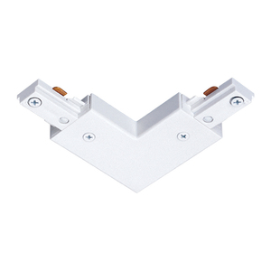 Juno Lighting R24-WH Adjustable Connector, White