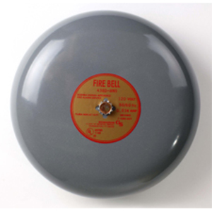 Edwards 439D-8AW-R Bell 8 Inch 20-24v Dc Red Diode