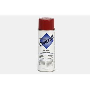 Bizline V2414830 Spray Paint, Orange, 10oz Aerosol Can