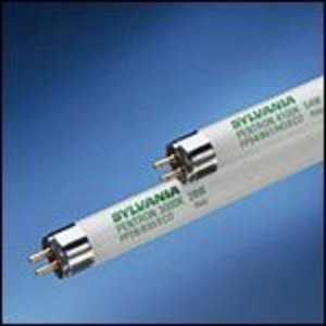 "SYLVANIA FP54/50W/841/HO/SS/ECO Fluorescent Lamp, High Output, T5, 48"", 50W, 4100K"