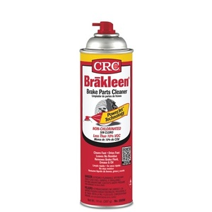 CRC 05050 Non-Chlorinated Brake Parts Cleaner, 20oz