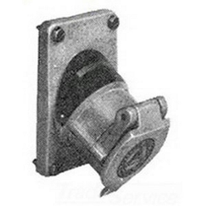 Appleton CPR-23 45d Angle Receptacle Unit (a)
