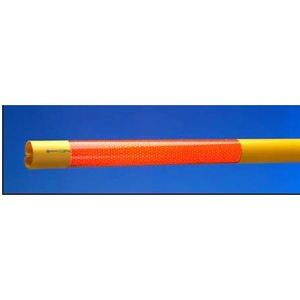 "A.B. Chance 96FRPM-YEL Guy Marker, Type: Full-Round, Length: 96"", Diameter: 1.5"", Yellow"