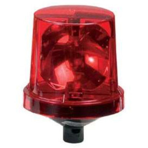 Federal Signal 225X-120R Beacon, Type: Incandescent/Rotating, 120VAC, 0.220A, Pipe Mount 1/2""
