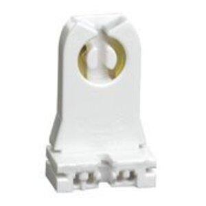Leviton 13354-D Fluorescent Lampholder, Medium Base, White