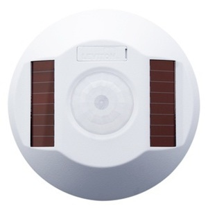 Leviton WSC15-IRW Wireless Occupancy Sensor, PIR, Self-Powered
