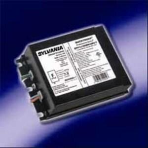 SYLVANIA QTP1X100MH/UNV-J Electronic J-Can Ballast, Metal Halide, 100W, 120-277V