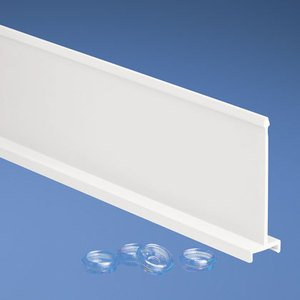 Panduit NNC50DWH2 Solid Divider Wall, Type NNC, Halogen Free