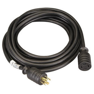 Reliance Controls PC3010 Power Cord, 30A, 120/240VAC, NEMA L14-30, 10ft. Black
