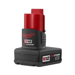 Milwaukee 48-11-2402 Battery, 12V