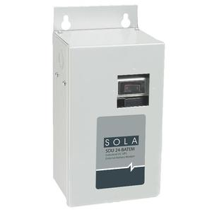 Sola Hevi-Duty SDU24BATEM Battery Module, 24V External Mount, Cable Included