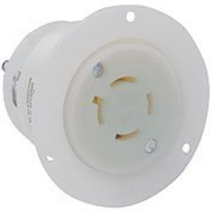 Leviton 2416 #2cd/flanged Outlet