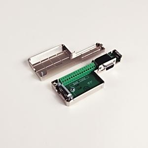 Allen-Bradley 2090-K6CK-D15MF Connector Kit, Low Profile, 15-Pin, Male, D-Sub, Motor Feedback