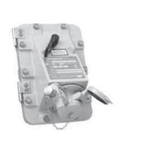 Appleton JBR3034150 Switched Receptacle, 30A, 4P3W, 600V, Dead Front, NEMA 3/3R/4/4/X