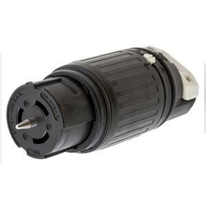 Hubbell-Kellems CS8464C Insulgrip Connector, 50A, 480V