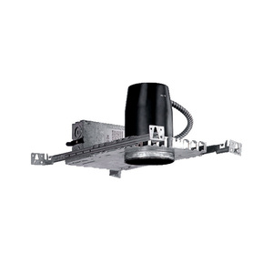 """WAC Lighting HR-302M Low Voltage Housing, Magnetic Non-IC, New Construction, 3"""", 120V"""