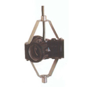 "Hubbell-Wiring Kellems HBL4750B10IV Raceway Base, Steel, Ivory, 4-3/4"" x 5/8"" x 5'"