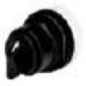 Square D 9001SKS43B Selector Switch, 3-Position, Black, Maintained, Operator Only