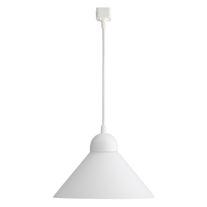 Juno Lighting R560-OPL 60W WHITE PENDANT TRAC