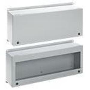 Hoffman LHC233116 Instrumentation Box, Type 4x Hinged Cover, Stainless Steel