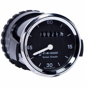 Intermatic RZ52VU Flush Mount Vibratory Hour Meter