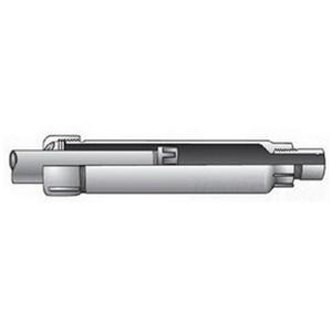 "OZ Gedney AX-8-200A Rigid Expansion Coupling, 2"", 8"" Movement, Aluminum"