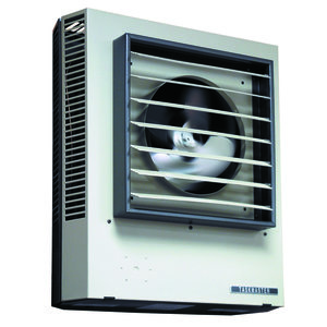 TPI HF2B5107CA1L Commercial Wall Heater, Fan Forced, 7500/5600W, 240/208V